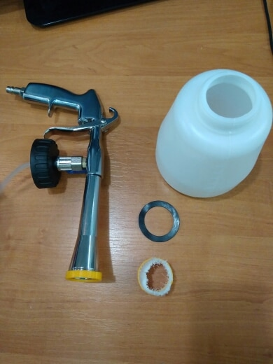 Car High Pressure Cleaning Washer Gun photo review