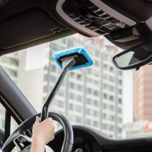 Microfiber Windshield Cleaner 10