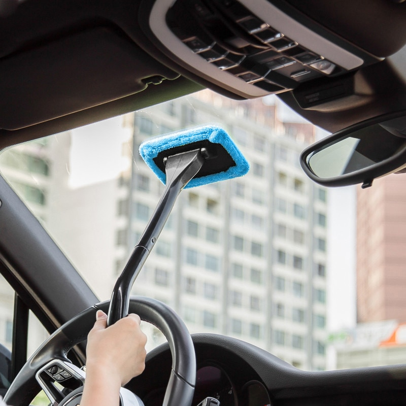 Microfiber Windshield Cleaner 8