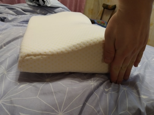 SleepDream™ Cervical Pillow #1 Best Seller photo review