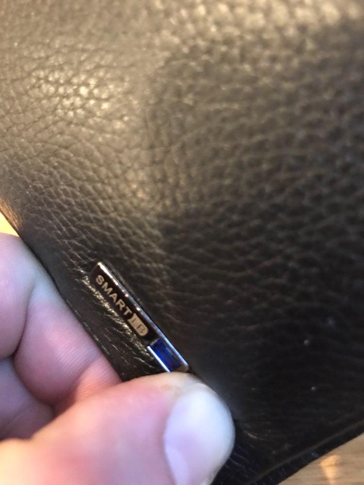 SMART LB™ - Worlds Best Smart Wallet photo review