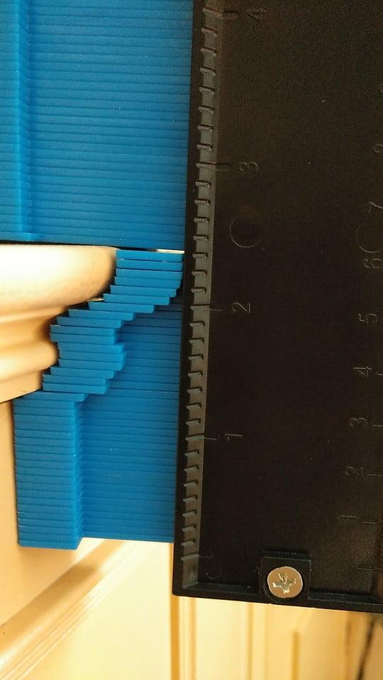 Ezgauge™: Master Outline Gauge (2020 Upgraded) photo review