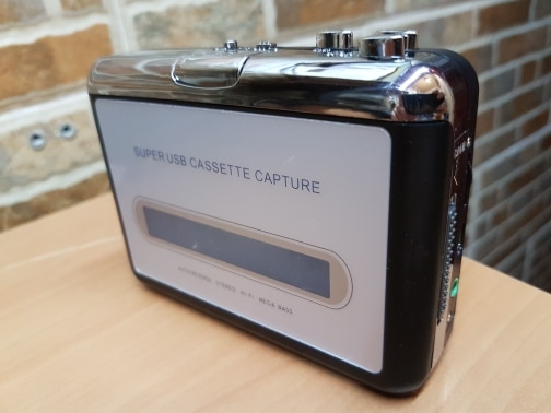 Cassette to MP3 Converter photo review