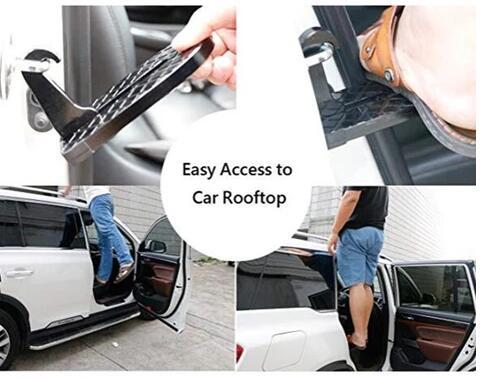 Vehicle Rooftop Doorstep