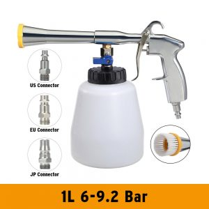 Car High Pressure Cleaning Washer Gun 4