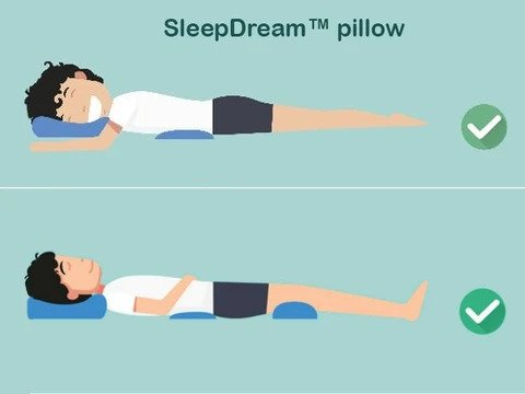 SleepDream Cervical Pillow