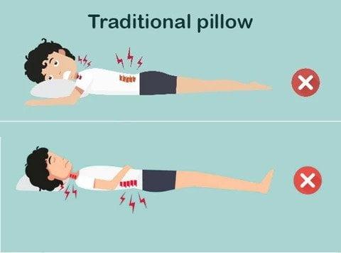 SleepDream Cervical Pillow