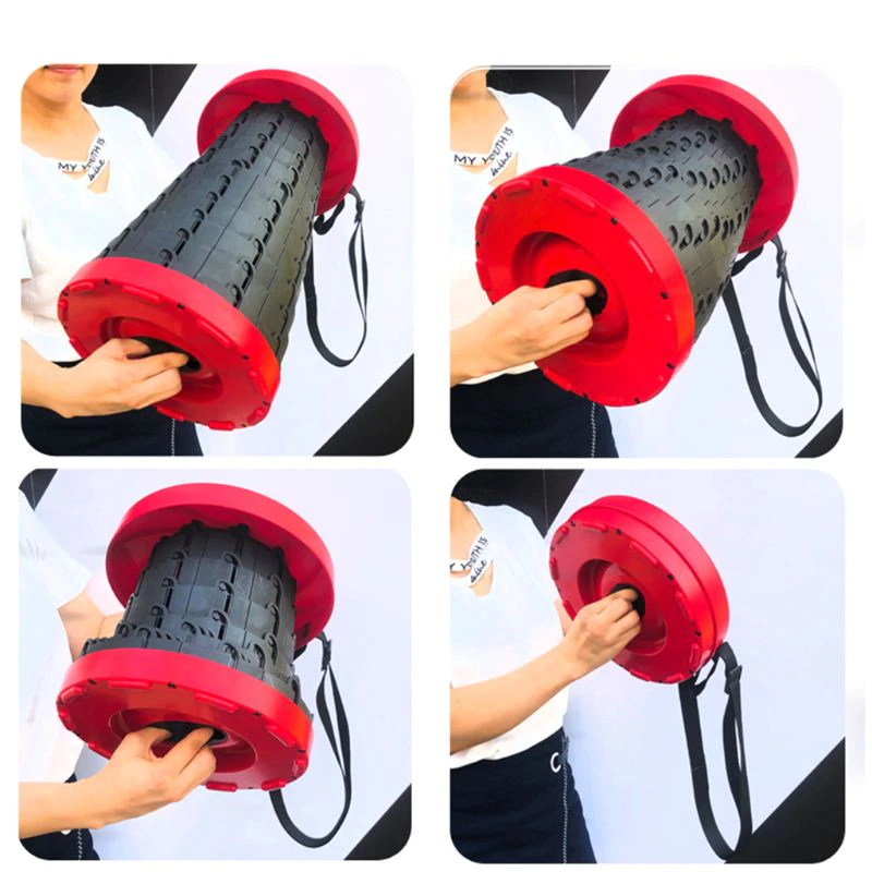 Telescoping Portable Stool