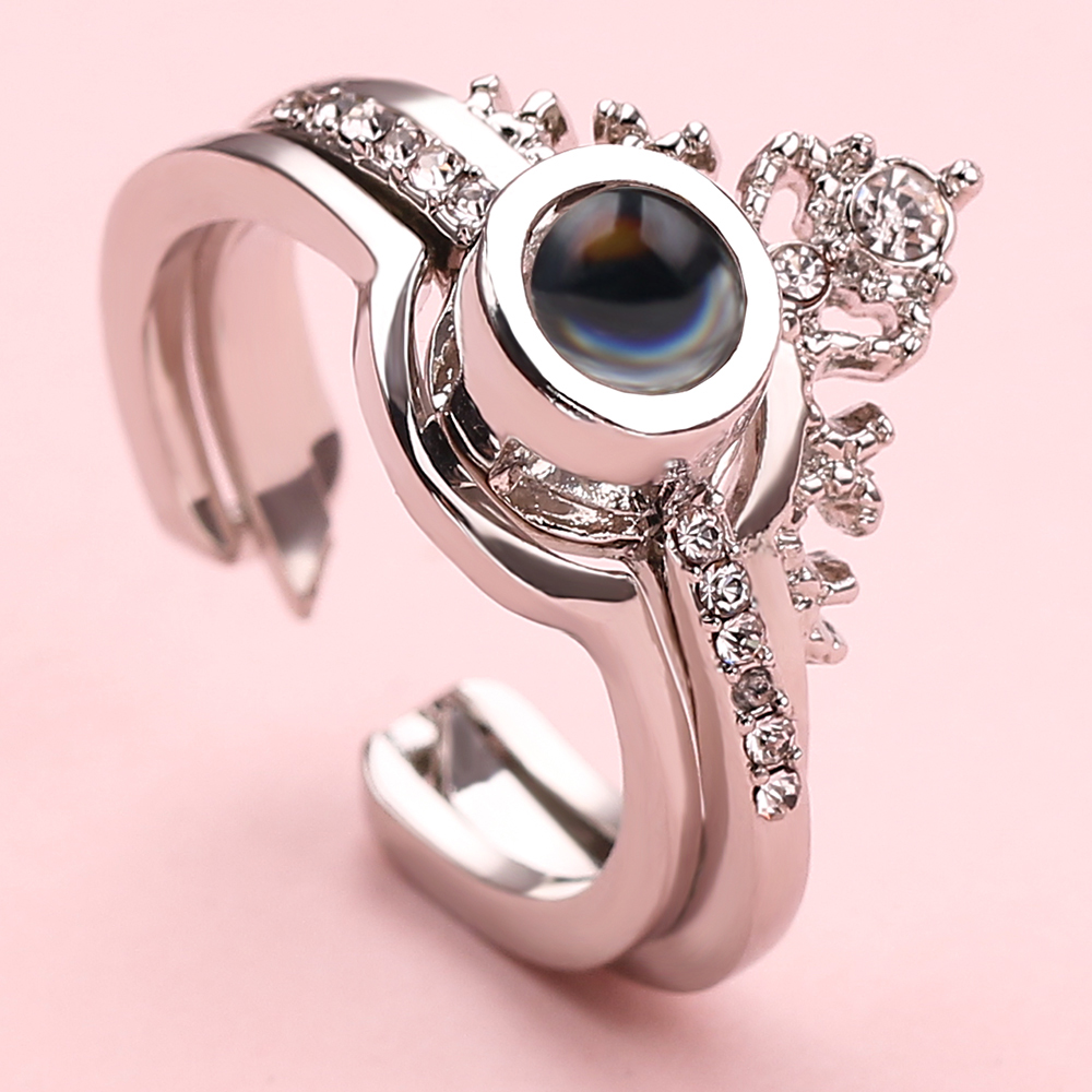 I LOVE YOU Ring 4