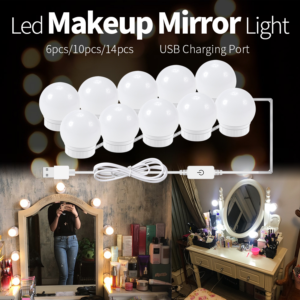 Vanity Mirror Light Bulb 1