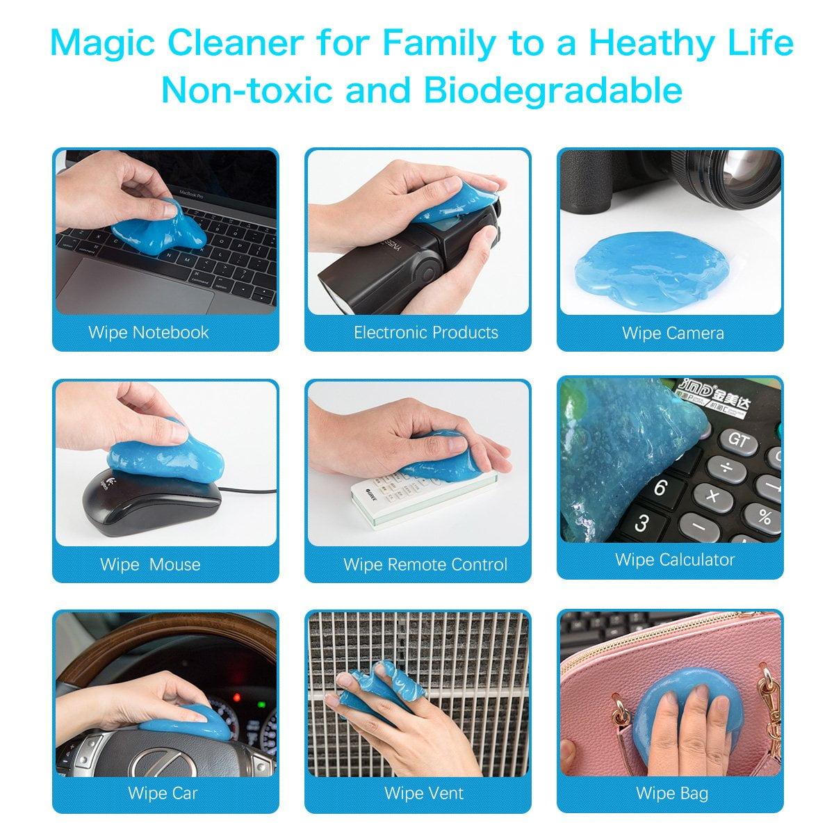 Magic Cleaning Gel