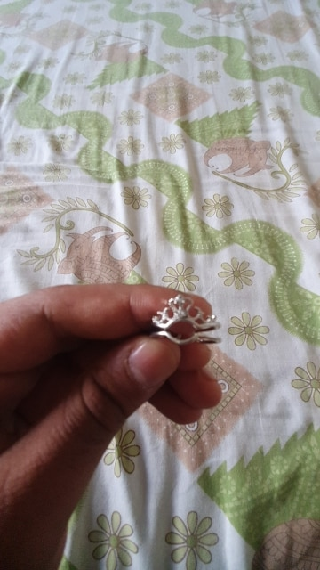I LOVE YOU Ring photo review