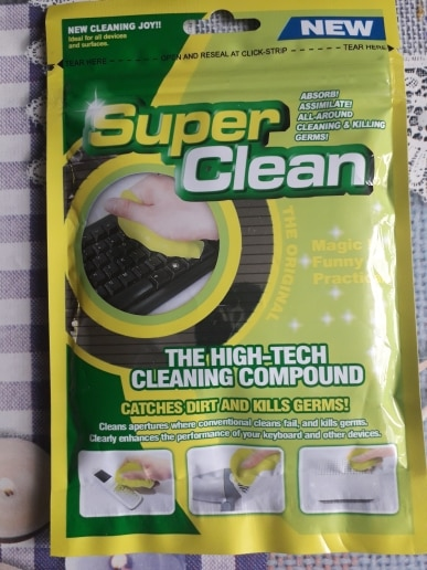 Magic Cleaning Gel photo review
