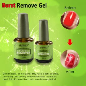 Magic Nail Polish Remover 3