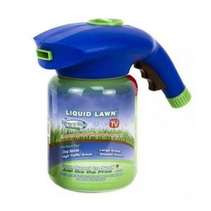 Liquid Lawn System Grass Seed Sprayer 1