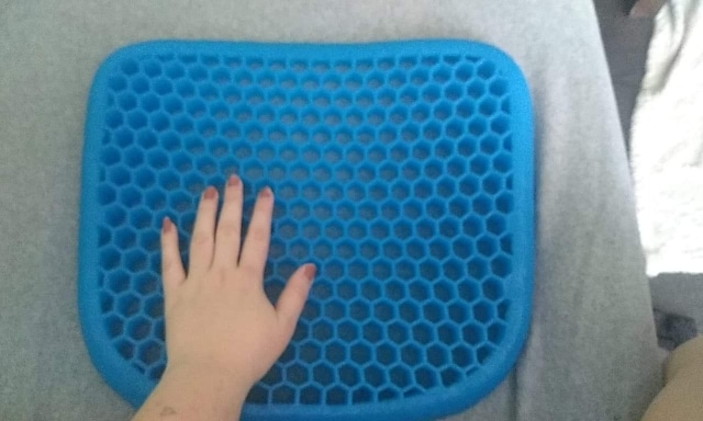 Honeycomb Gel Seat Cushion photo review