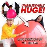 Giant Human Balloon 1