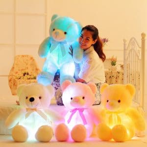 Adorable Light Up Teddy Bear 4