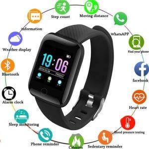 Smart Bracelet Watch 6