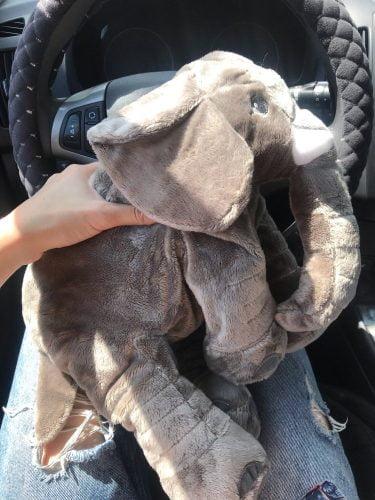 Infant Elephant Pillow photo review