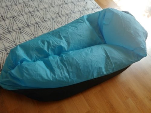 Portable Inflatable Air Lounge photo review