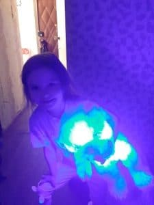 Adorable Light Up Teddy Bear photo review