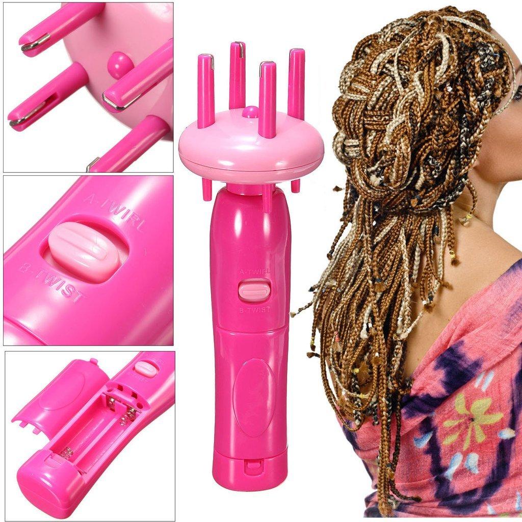 Automatic Hair Braider Machine