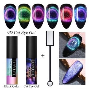 9D Cat Eye Gel Polish