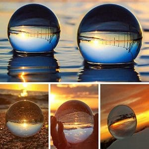 lens ball photography