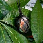 Dragon's-Heart-Labradorite-Necklace