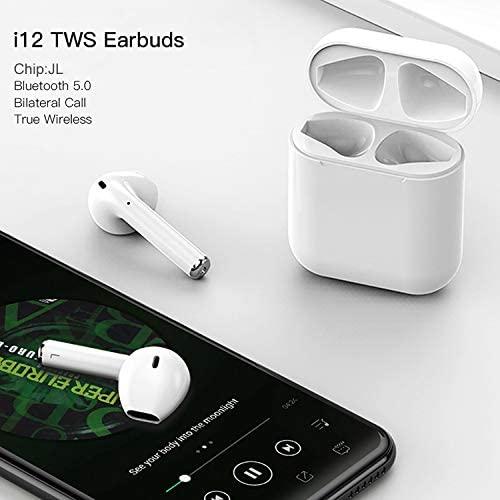 I12 TWS WIRELESS BLUETOOTH EARBUDS