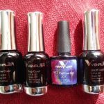 9D Cat Eye Gel Polish photo review