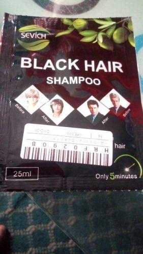 Hair Darkening Shampoo photo review