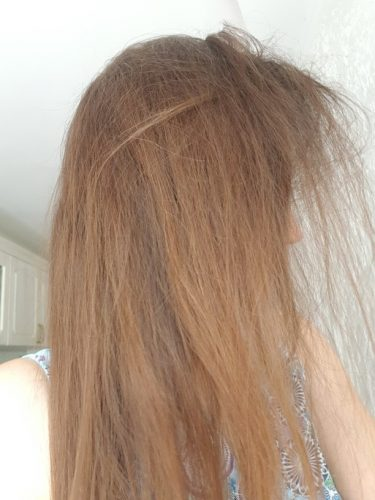 Advanced Molecular Hair Roots Treatment photo review