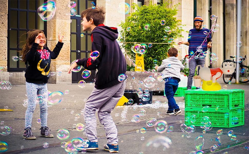 Fart Bubble Blower