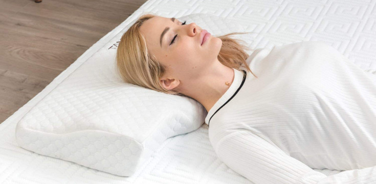Cervical Pillows to prevent neck pain