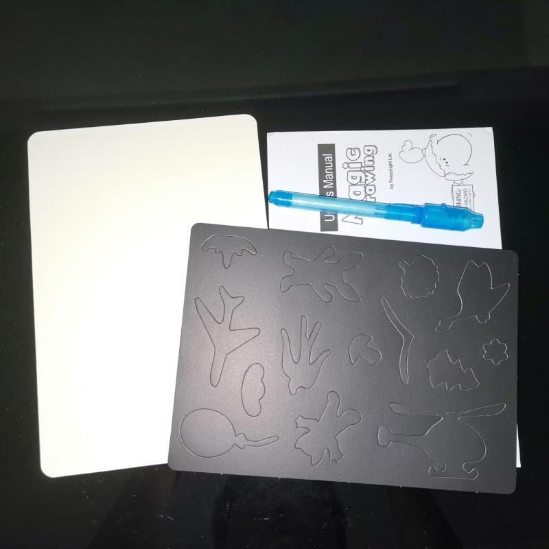 Light Drawing Board