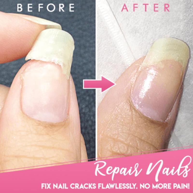 Instant Fix Nail Fiber Gel