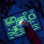 Light Drawing Board