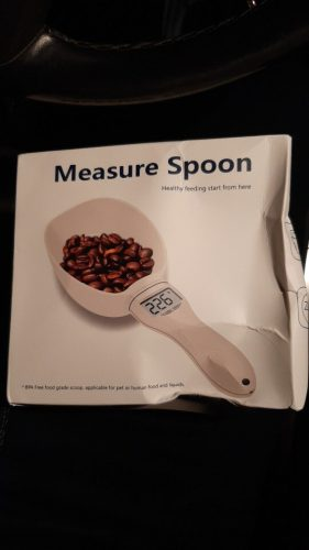 Pet Food Scale Cup photo review