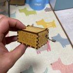 Premium Wooden Music Box photo review