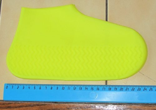 Waterproof Silicone Shoe Covers photo review
