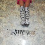 Chicken Leg Socks photo review