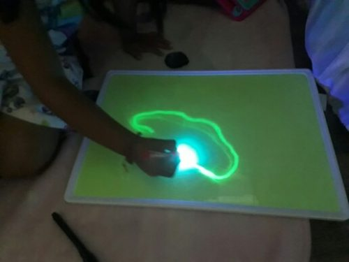 Light Drawing Board photo review