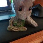 Baby Groot Flowerpot photo review