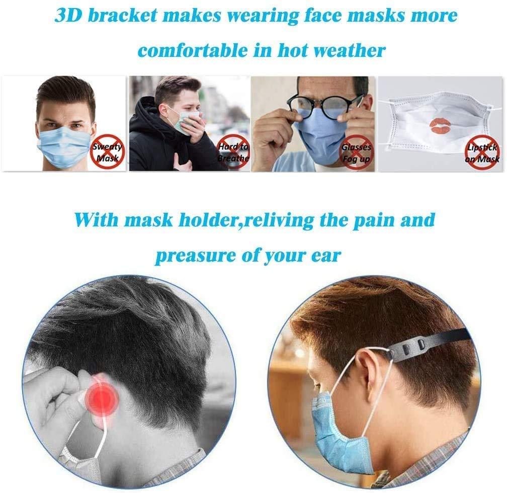 3D Mask Brackets