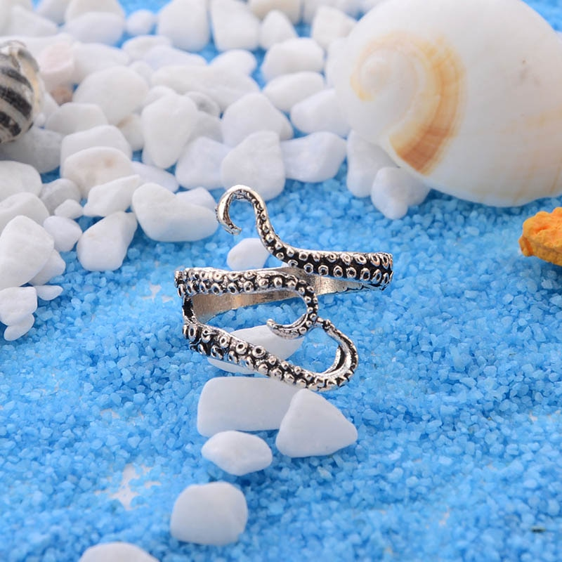 The Octopus Ring