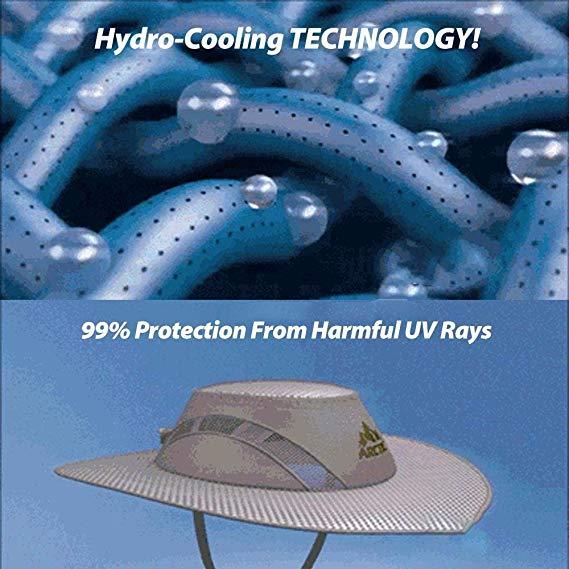 Hydro Cooling Sun Hat