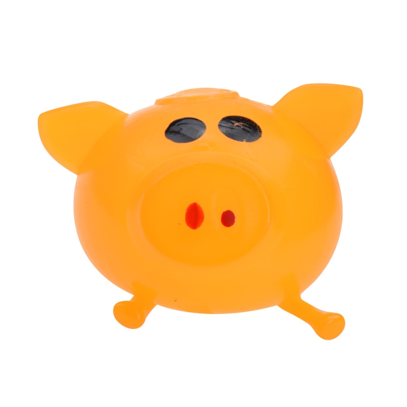 Squishy Pig Splat Ball