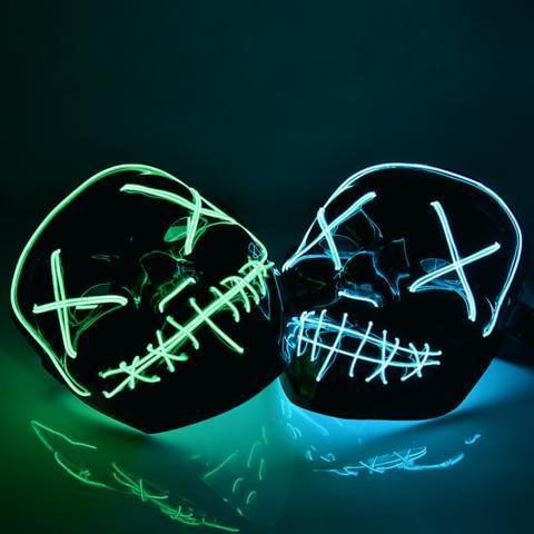 LED Purge Mask